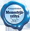 Kauppalehden Menestysjäyritys 2017