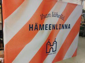 Hameenlinna-kuvaseina