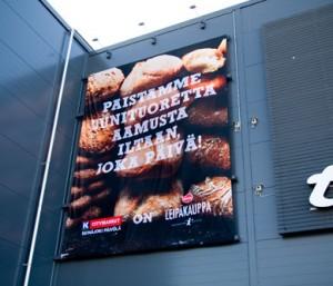 Banderolli leipäkauppa